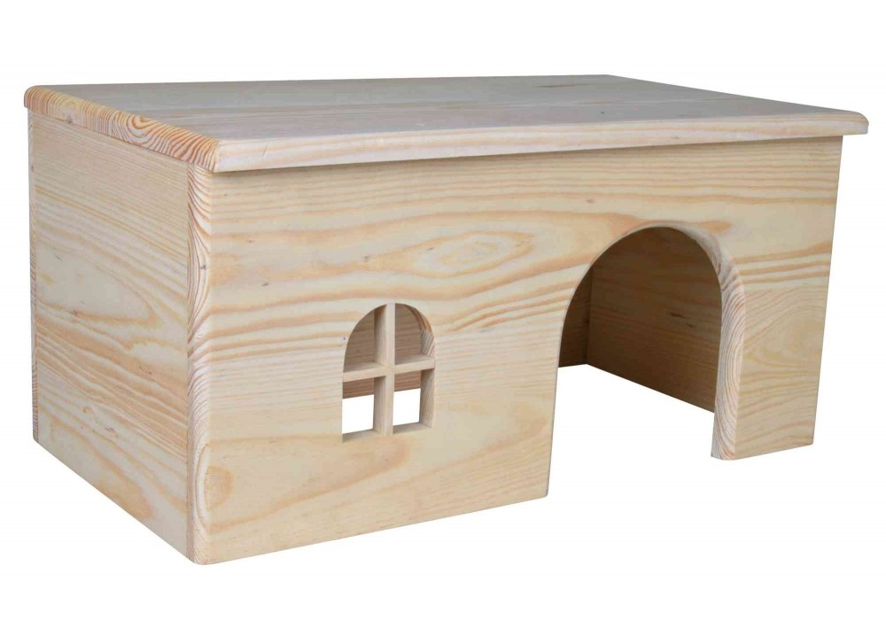 Holzhaus Kaninchen