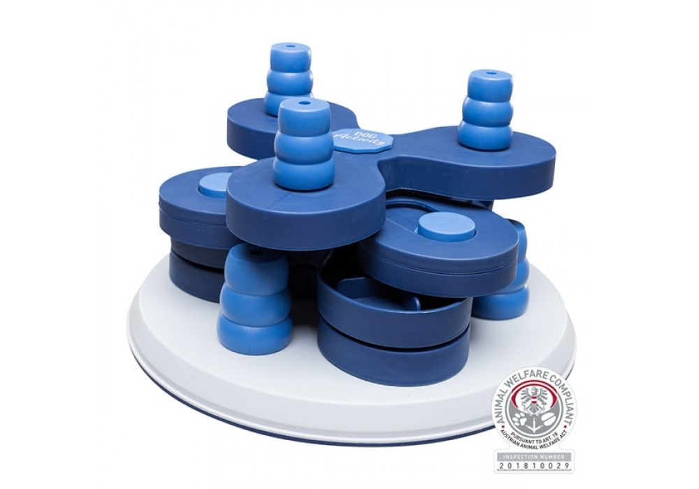 TRIXIE Flower Tower Strategie-Spiel Dog Activity (32000)