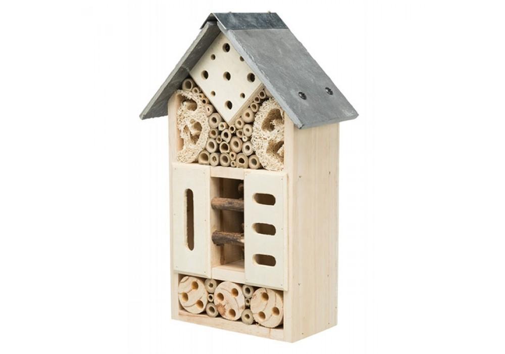 TRIXIE Insektenhotel Holz/Schiefer (59507)