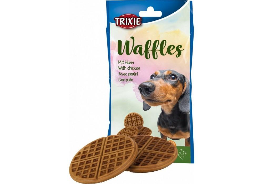 TRIXIE Waffles 100g 7cm/3 St. (31628)