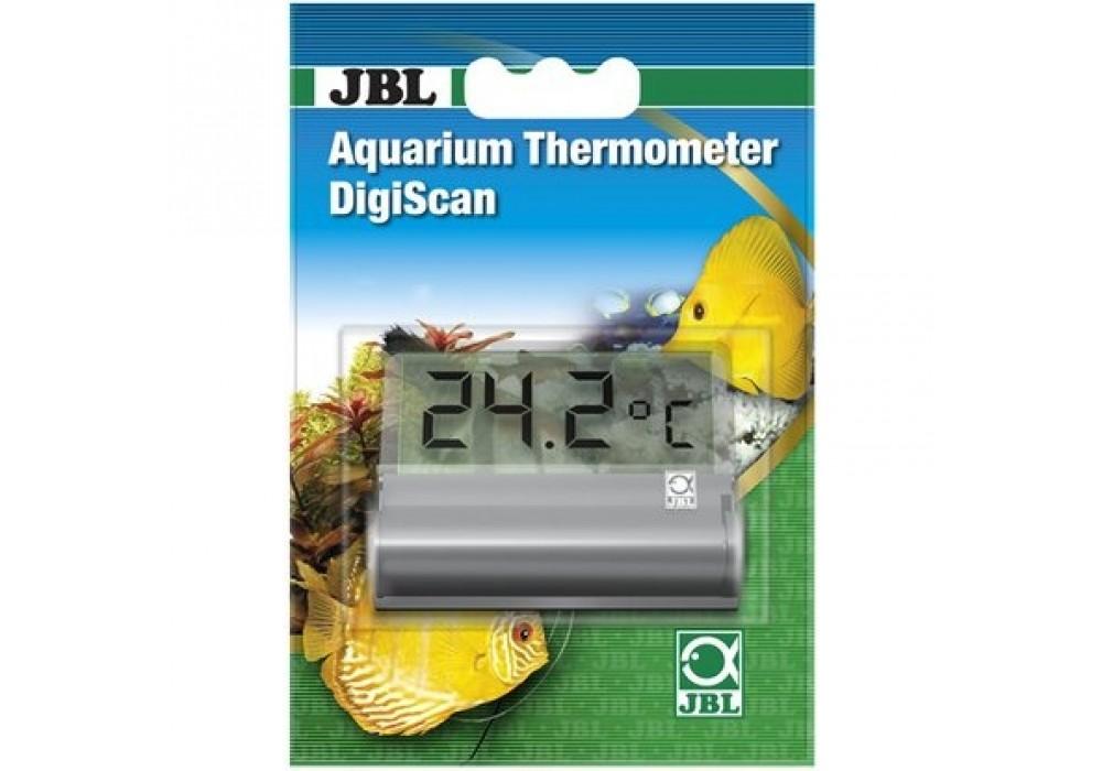 JBL Aquarium Thermometer DigiScan 65x50mm (6122000)