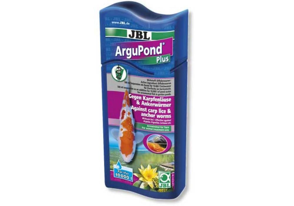 JBL ArguPond Plus 0,5 Liter - gegen Karpfenläuse und Ankerwürmer