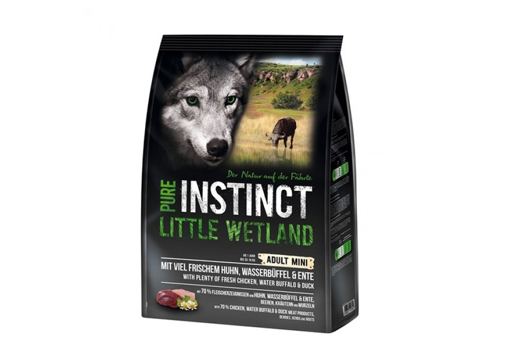 PURE INSTINCT MINI Little Wetland 4kg