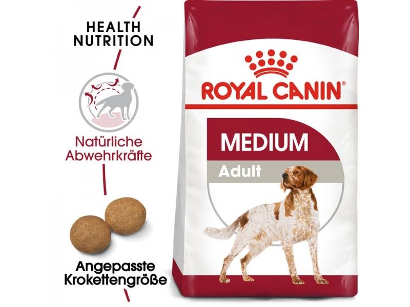 ROYAL CANIN Medium Adult Trockenfutter