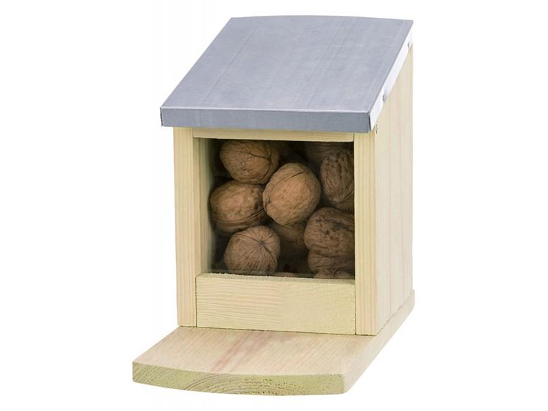 TRIXIE Futterstation für Eichhörnchen 12x18x24cm (59607)