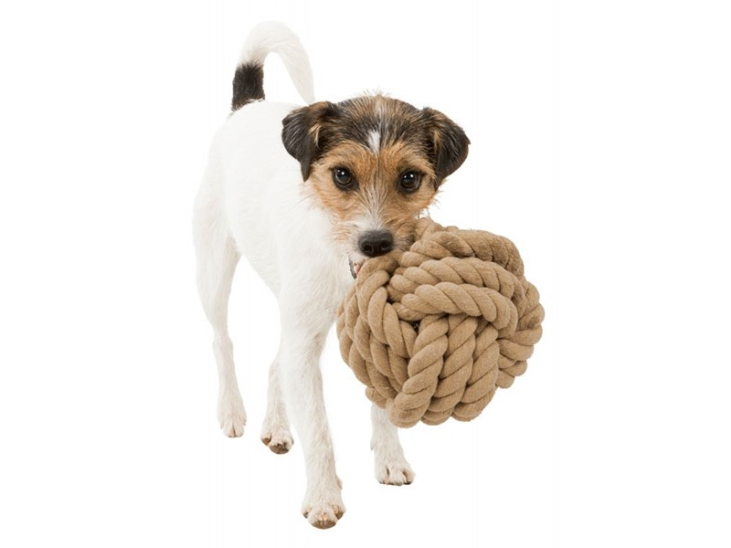 TRIXIE BE NORDIC Tau-Ball ø 18 cm für Hunde (32631)