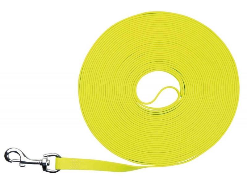 TRIXIE Schleppleine Easy Life neongelb M-XL 15m/17mm (20719)
