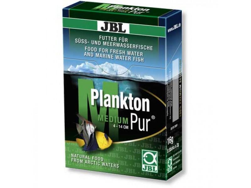JBL PlanktonPur M2 8x2g Naturfutter (3003500)* Restbestand