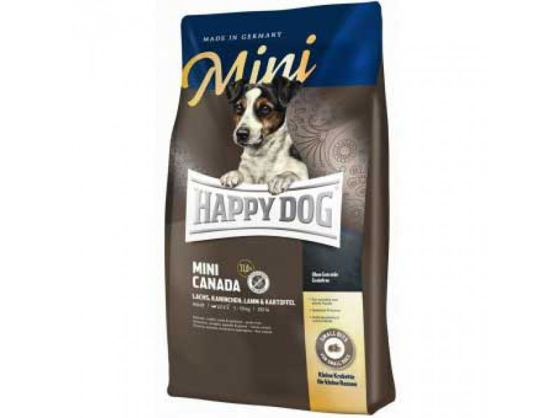 HAPPY DOG Supreme MINI Canada 1kg (60329)