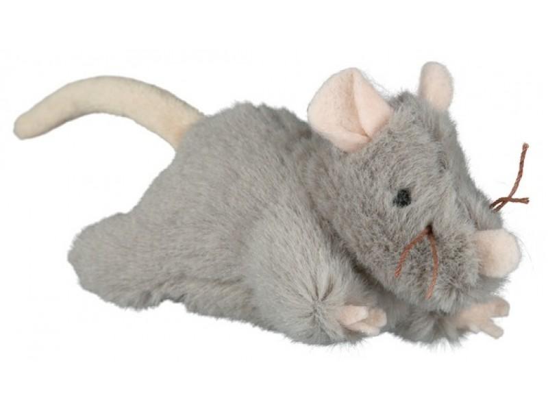 Maus Plüsch 15cm