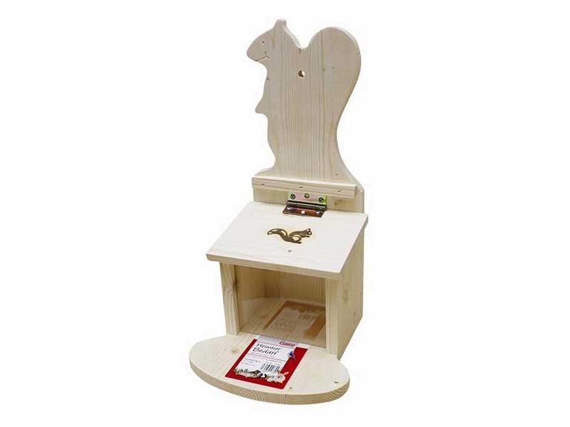 Elmato Eichhörnchen Nußknacker Futterstation (13700)
