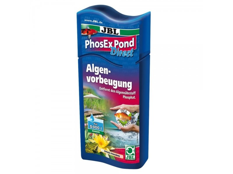 JBL PhosEx Pond Direct 250ml (2739300) (Restbestand)