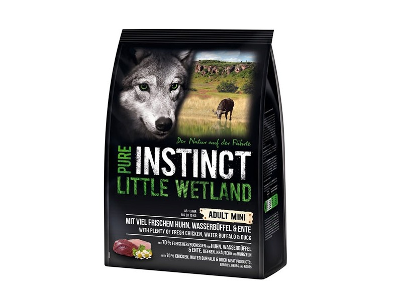 PURE INSTINCT MINI Little Wetland 1kg
