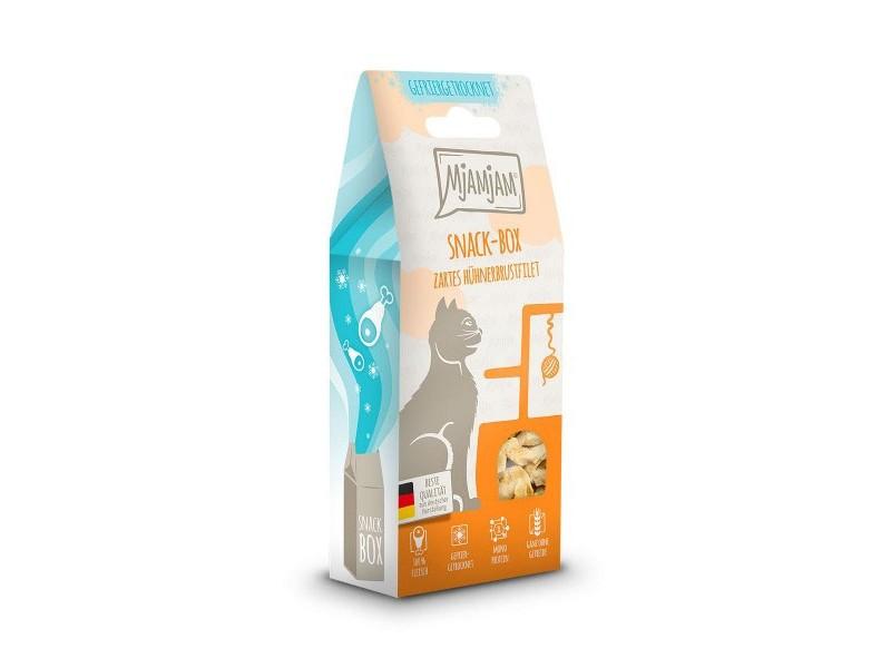Snackbox Cat zartes Hühnerbrustfilet