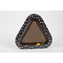 azoona Kratzspielzeug Dreieck mit Rasselball (712250)