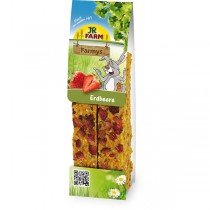 JR FARM Farmys Erdbeere 160g (06264)