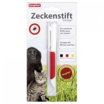 beaphar Zeckenstift Tick Boy Katze (11001) Restbestand