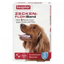 beaphar Zecken- Flohband Hund 60 cm