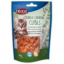 Cheese Chicken Cubes
