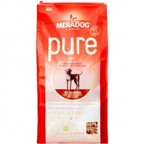 MERADOG Pure Lachs & Reis