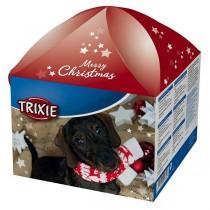 TRIXIE Xmas Geschenkbox 5-teilig Hund