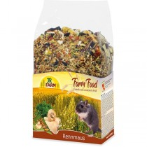 JR FARM Food Rennmaus Adult 500g (13664)