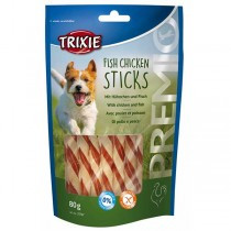 Fish Chicken Sticks 80g