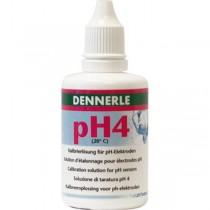 pH Eichlösung pH4
