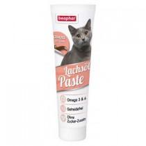 Lachsöl Paste Katze