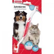beaphar Zahnbürste Hund/Katze