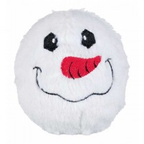 TRIXIE Weihnachtsspielzeug  Schneebälle 10cm Sortiment