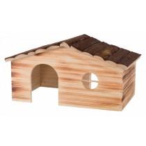 TRIXIE Haus Ragna Holz geflammt 43x22x25cm (61972)