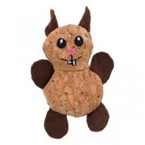 TRIXIE Kork-Tier 10cm Katzenspielzeug
