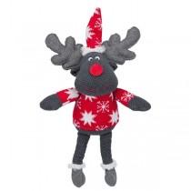 TRIXIE Weihnachtsspielzeug Rentiere 42cm Sortiment (92501)