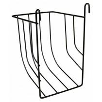 TRIXIE Heuraufe Metall 13x18x12cm (60901) zum Einhängen