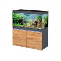 EHEIM incpiria 430 Aquarium Kombination graphit/nature