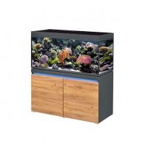EHEIM incpiria marine 430 Aquarium Kombination graphit/nature