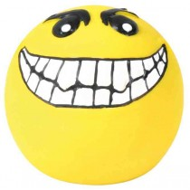 TRIXIE Hundespielzeug Smileys 6cm Latex (35266)