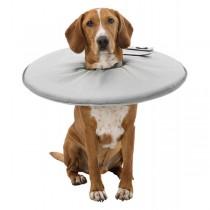 TRIXIE Schutzkragen XXS - XL grau Schaumstoff Hund