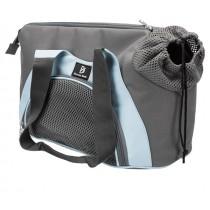 TRIXIE Tasche Scarlett grau/blau bis 6kg (28855) Restbestand