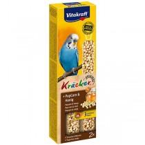 Kräcker® Original + PopCorn & Honig