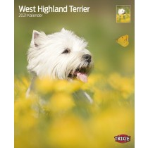 TRIXIE Kalender - West Highland Terrier (12585)