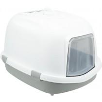 TRIXIE Katzentoilette Primo XXL Top grau/weiß (40176)