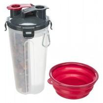 TRIXIE Futter- und Wasserbehälter 2x0,35 l (25019)