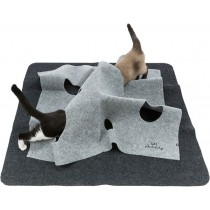 TRIXIE Adventure Carpet 99x99cm grau (45890)