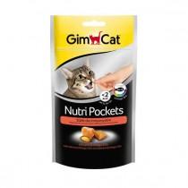 Nutri Pockets Lachs + Omega