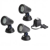 OASE LunAqua Classic LED Set 3 Unterwasserbeleuchtung (50530)