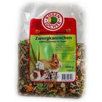 ROSENLÖCHER Zwergkaninchenfutter 1kg (00824)
