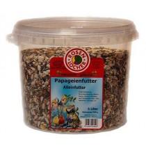 ROSENLÖCHER Papageienfutter 2,5kg Eimer (21822)