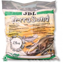 TerraSand 7,5 kg natur-weiss
